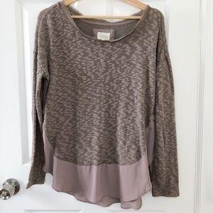 Deletta Anthropologie Sweater